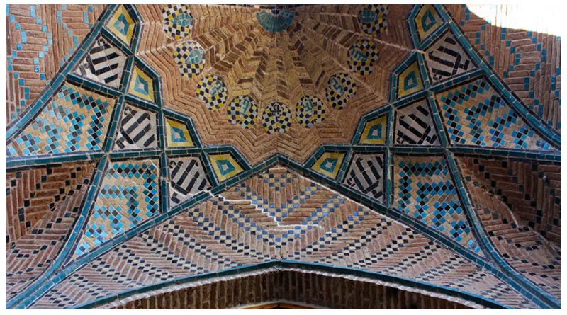 قدمت کاشی پس از اسلام در دوره عباسی