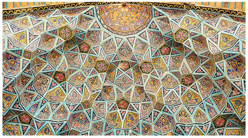 قدمت کاشی بعد از اسلام