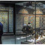 کاشی ایرانی در موزه لوور