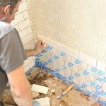 بازسازی خانه؛ آماده سازی کف برای نصب کاشی