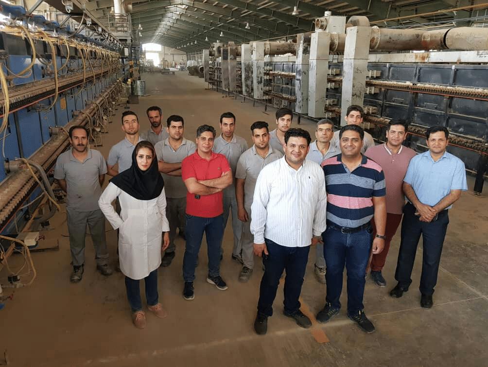 کارخانه ورشکسته 18 ماه پس از احیا