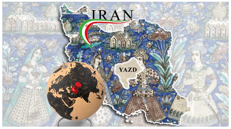 استان يزد قطب صنعت كاشی و سراميك ايران