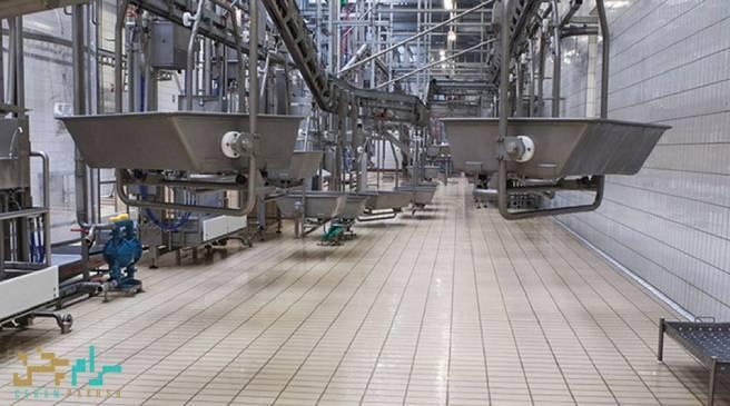 مروری بر فرایند پخت در صنعت کاشی و سرامیک