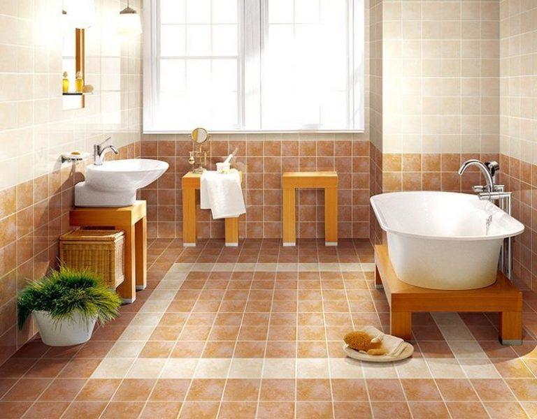 کاشی حمام و مزایا و معایب کاشی و سرامیک حمام
