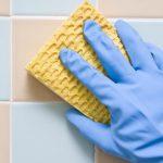با این روش کاشیهای آشپزخانه و حمام را برق بیندازید