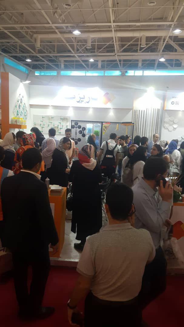 برگذاری موفق نمایشگاه کاشی و سرامیک تهران در سال 98