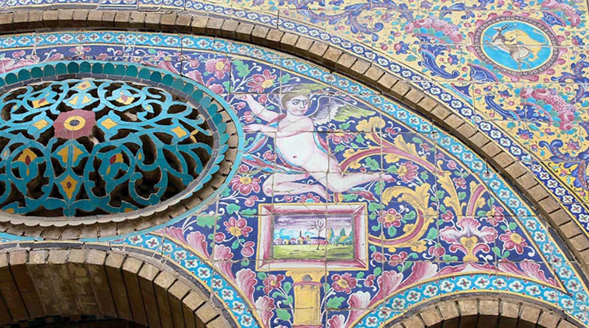 هنر کاشی و کاشی کاری در ایران