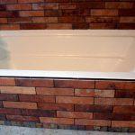 کاشی کاری وان حمام را خودتان با کمترین هزینه انجام بدهید