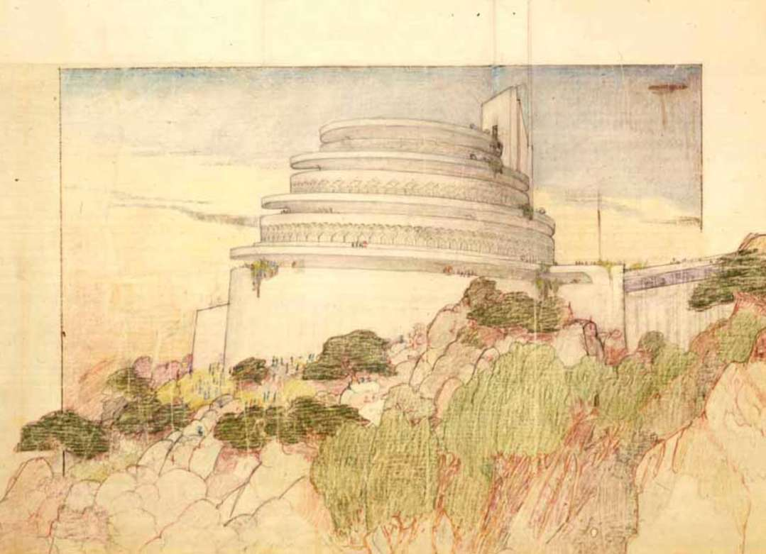 کانسپت چیست و ۷ کانسپت معماری که در طول تاریخ ساخته نشدند
