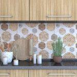 ایدههایی متفاوت برای تحول در دیوار آشپزخانه