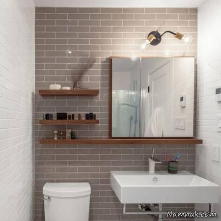 دکور سرویس بهداشتی و حمام را نونوار کنید