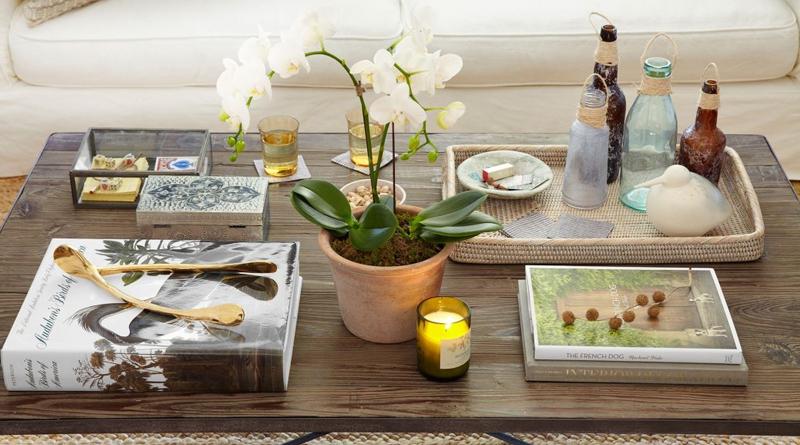 معجزه اکسسوری ها در تزئین و چیدمان میز نشیمن