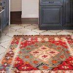 برای پوشش آشپزخانه فرش بهتر است یا سرامیک؟