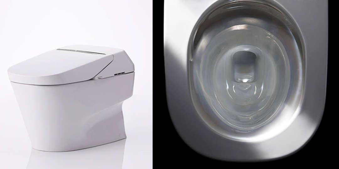 جدیدترین توالتهای هوشمند
