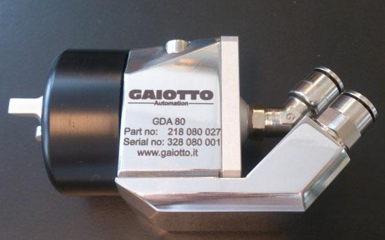 استفاده از تفنگ لعابزنی Sacmi-Gaiotto GDA80 در بیش از 100 کارخانه چینی بهداشتی در سراسر جهان
