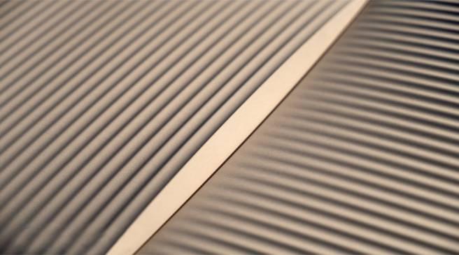 کاشی های سه بعدی از جنس بتن