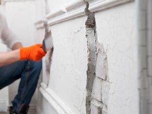چطور دیوارهای قدیمی خانه را تعمیر کنیم؟