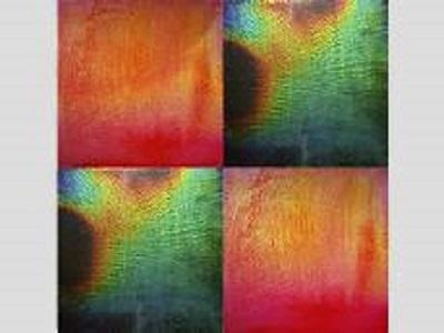 رنگ ها ، چاپ تخت و افزودنیهای شیمیایی در لعاب کاشی و سرامیک