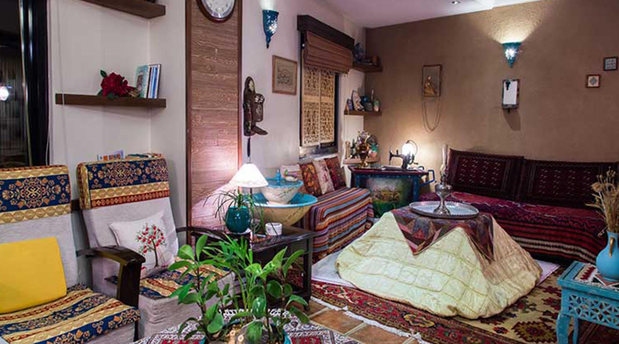 چگونه یک دکوراسیون سنتی برای خانهٔ خود داشته باشیم؟