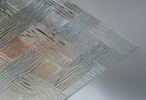 تعمیرات ساختمان؛ استفاده از شیشههای مشجر در دکوراسیون داخلی