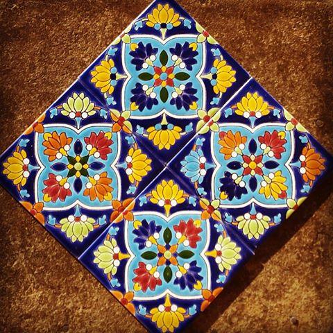 کاشی کاری های سنتی ایرانی
