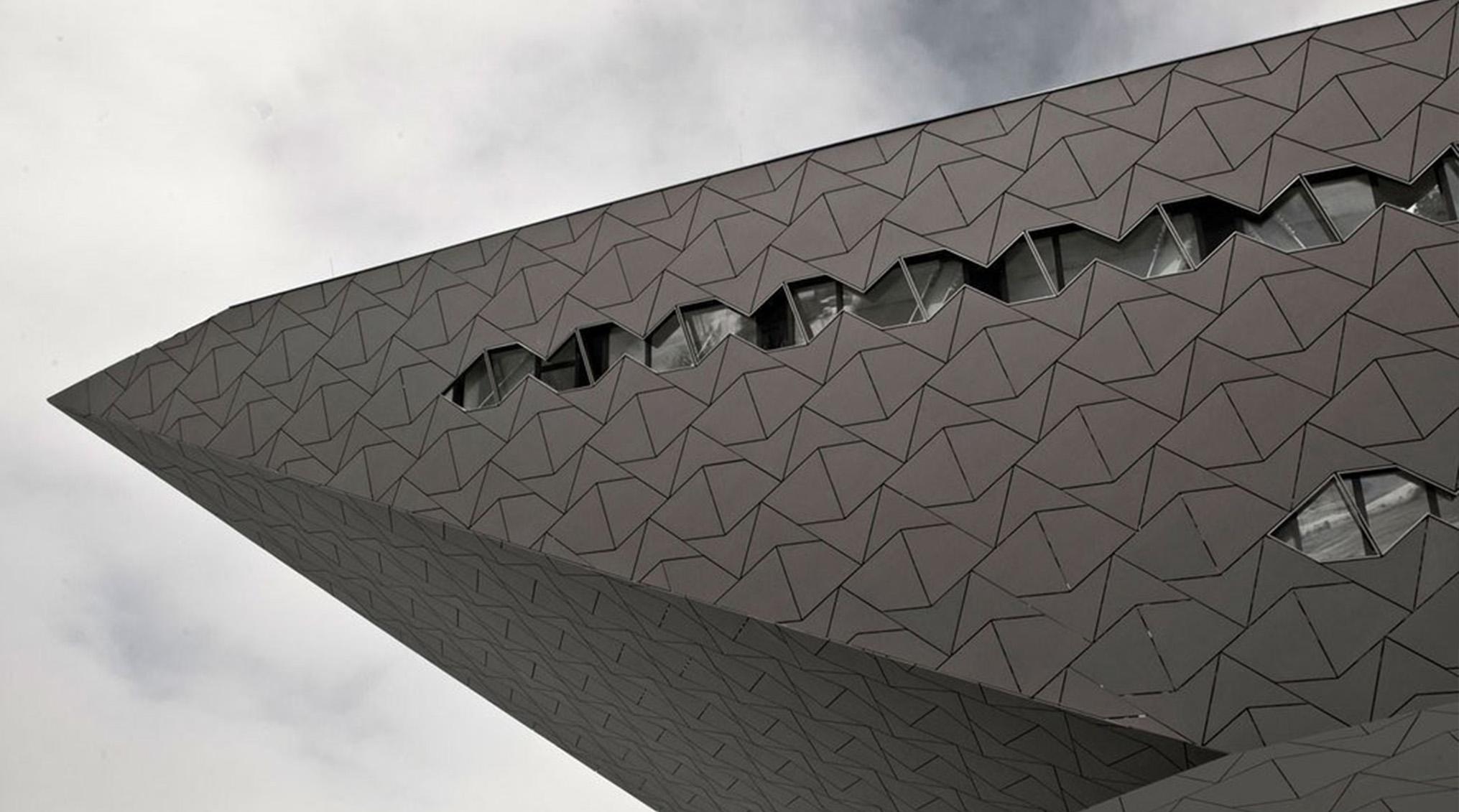 پنل های فایبرسیمان مخصوص استفاده در نمای ساختمانها
