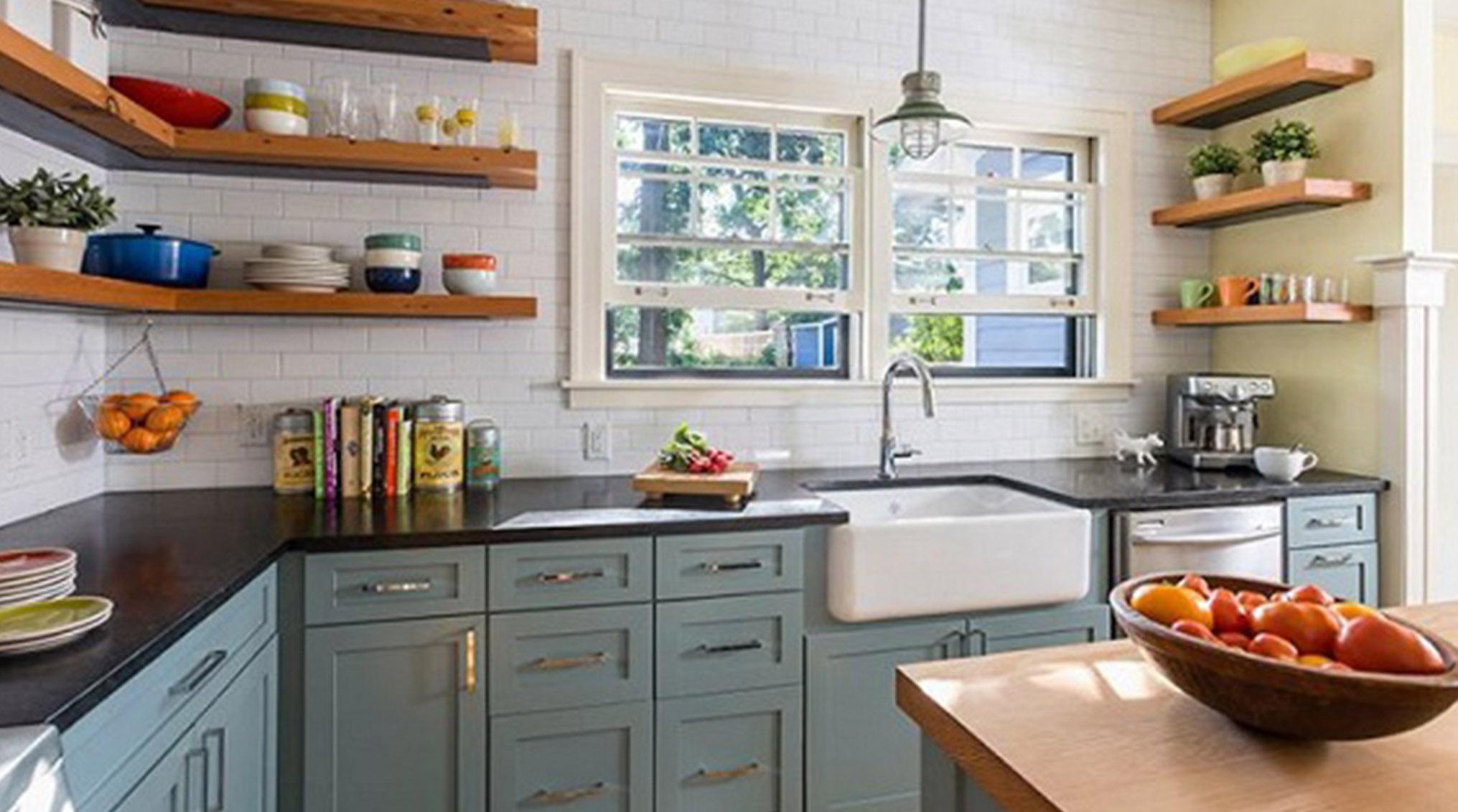 آشپزخانه های کوچک دوست داشتنی!