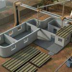 ساخت مصالح ساختمانی با استفاده از فناوری چاپ سه بعدی