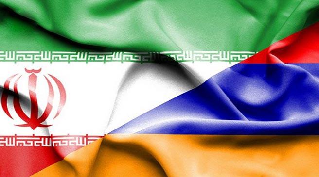 مراودات ایران و ارمنستان