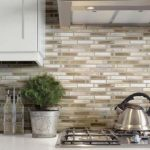 طراحی کاشی های backsplash آشپزخانه