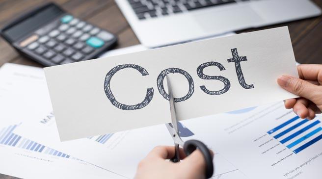 کاهش هزینه های سازمان در شرایط بد اقصادی