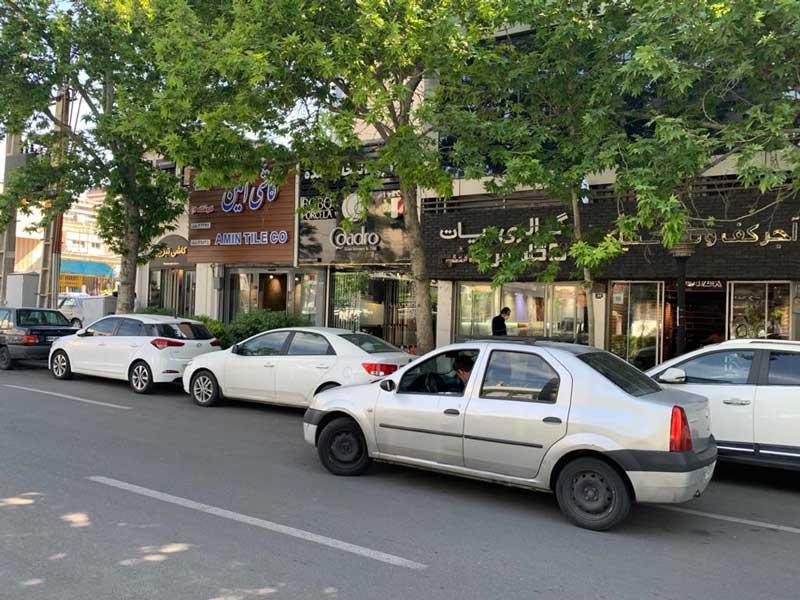 افتتاح فروشگاه پرسلان امین میبد