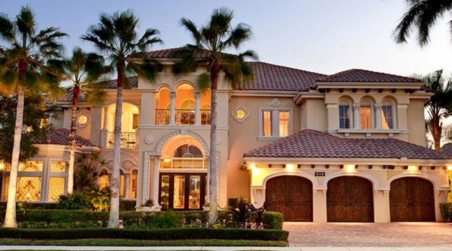 افراد مشهور چگونه خانهشان را دیزاین میکنند؟