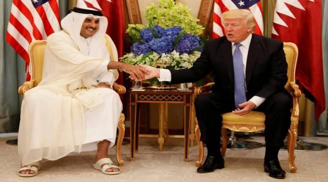 ترامپ به دنبال مسدود کردن روزنه قطر برای ایران