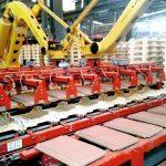 کاربرد ربات در صنعت کاشی و سرامیک