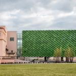 کاشیهای سبز، استفاده از منابع بازیافتی به عنوان یک اصل