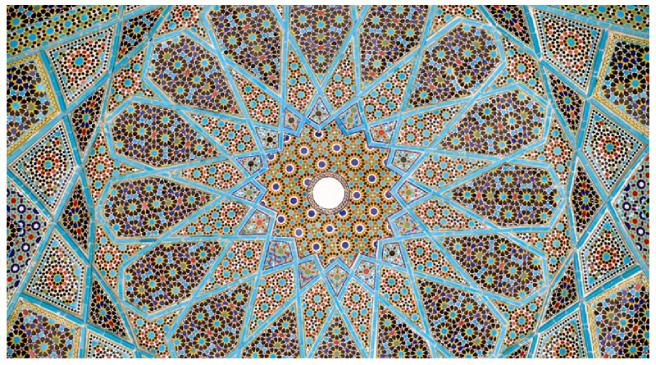 مقدمه ای بر تاریخچه صنعت کاشی در ایران وجهان