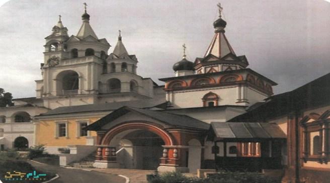 معماری-روسیه