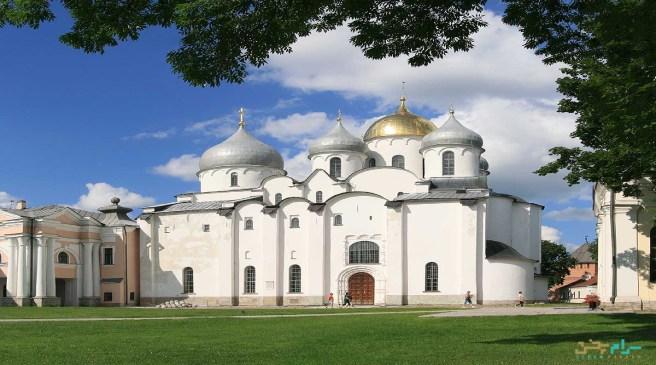 معماری در روسیه