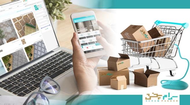 گسترش خرید آنلاین در زندگی مردم ایران